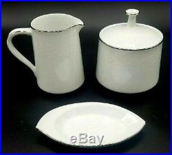 104 Pcs Noritake China Reina 12 Place Setting / Serving Dishes / Cups & Saucers