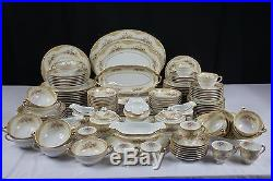 124 Pcs Noritake M Morimura N98846 China Set- Many Nice Serving Pieces