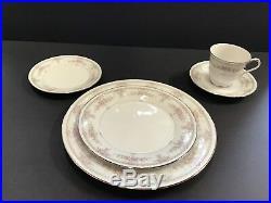 12 Piece Place Setting Veranda Noritake China Dinnerware 60 Piece Set No 3015