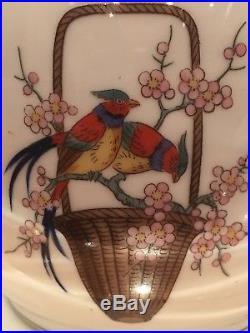 1918 Noritake Tea Set 23 Pcs Hand Painted China