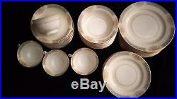 1940s Vintage Noritake Occupied Japan China 30 pc. Luncheon Set (Service for 6)