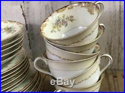 1948-49 Noritake Made in Occupied Japan China Set for 6 (24 pieces)