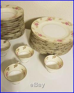1950s Noritake China set Pattern #5183
