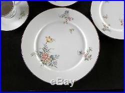 20 PIECE SET COQUET by NORITAKE FINE CONTEMPORARY CHINA Dinner for 4 or 8