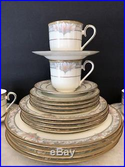 20 pc SET Noritake China BARRYMORE Service for Four Excellent
