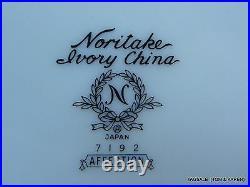 20 pcs NORITAKE IVORY china AFFECTION pattern 4 X 5 Piece Place Settings