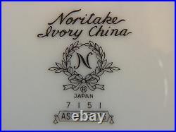 20 pcs Noritake Ivory China Asian Song Pattern 4 X 5 Piece Place Settings
