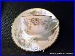 20 pcs nice NORITAKE china TOURAINE pattern 4 X 5 Piece Place Settings
