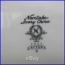 20pc SET Noritake China AFTON Service for Four