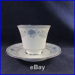20pc SET Noritake China BLUE HILL Service for Four