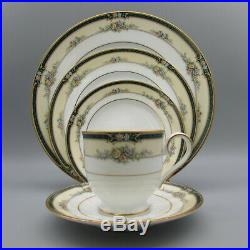 20pc SET Noritake China DARNELL 4154 Service for Four
