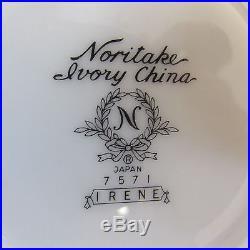 20pc SET Noritake China IRENE Service for Four