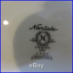 20pc SET Noritake China NOUVEAU Service for Four
