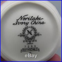 20pc SET Noritake China ROTHSCHILD Service for Four
