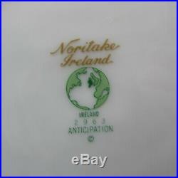 20pc SET Noritake Ireland China ANTICIPATION Service for Four
