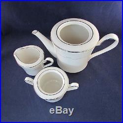 21pc SET Noritake China IRENE Complete Tea Set