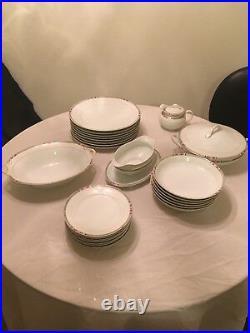 26 piece noritake china dinner set