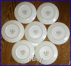 27 piece set Noritake Progression China Blue Moon 9022 dinner plates/bowls/cups