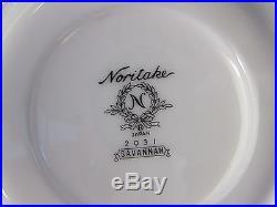 30pc SET Noritake China SAVANNAH Service for Six