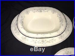 33 Pc Vintage Noritake Buenavista China Set Dinner Salad Place Setting + Service