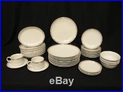 35pc Mix Lot Noritake UNITED AIRLINES First Class Fine China Plates & Bowls Set