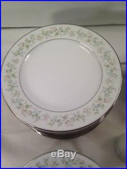 38 Piece Set Of Noritake Savannah China