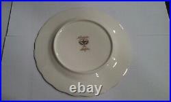 40pc Noritake Brookhollow China 5pc Place Setting 4704 Plate Salad Bb Saucer Cu