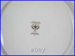 40pc Set of Noritake China BARRYMORE Dinnerware Svc/8