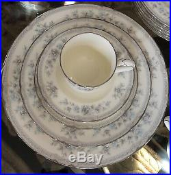 45 Pc Vintage Noritake Buenavista China Set Of (8) 5 pc Place Setting + Service