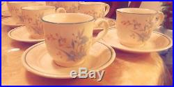 47 Piece Vintage Fine China Set Noritake Kilkee Made In Ireland