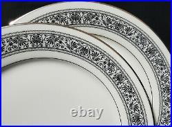 56 pc NORITAKE Dinnerware Set PRELUDE Service / 8 Porcelain China IVORY plate