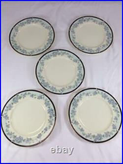 5 Place Setting Dinner Plate Set Noritake Bellefonte Bone China Japan 15 Pcs