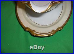 63- Pc Set Antique Vintage Noritake China Rengold Hand Painted