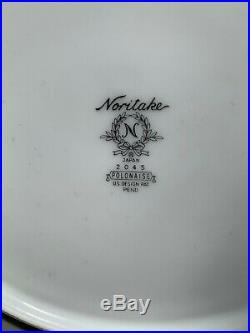6 Piece Noritake Polonaise 2045 China Set