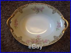 70 Pc 9-11 NORITAKE M VTG Japan Fine China Dish Set Gold Bowl Cups Platter Plate