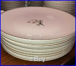 71 pcs Vintage Noritake China DIANA #5522 Set