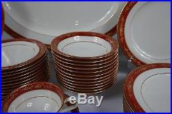 72 Pcs Noritake Goldhill 6613 China Set