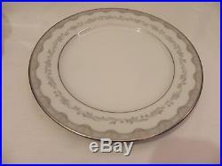 75 Pieces Of Noritake Margaret 6243 China Dinnerware Set