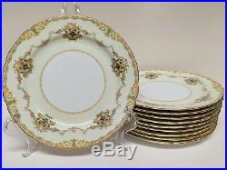 80PC Noritake Fine China Dish Set Service Setting for 10 +Table Ware Patter N209