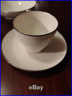 86 Piece Noritake Ivory China Set MontBlanc 7527 N Vintage