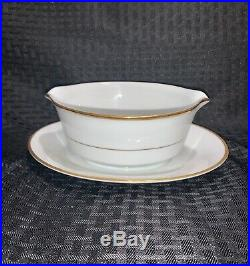 8 Piece Serving Set Contemporary Fine China by Noritake Heritage #2982 VINTAGE