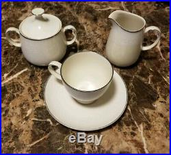 92 Piece Vintage Noritake Lorilei China Set Service For 12 Excellent Cond