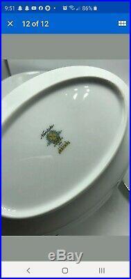 96-pc Noritake Reina 6450 China Set