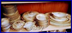 AB 336 Vintage 682 Noritake China Set