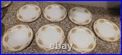 Antique 1930's Noritake Gloria China Set Service for 6 + Completer Pieces