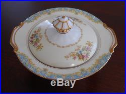 Antique Noritake Dinner Service N49 Set China for 10 plus Completer Pieces