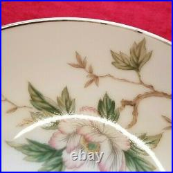 Beautiful 20 Piece Set of Noritake Chatham Fine China Retired Pattern # 5502