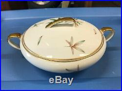 Canton Pattern #5027 by Noritake China Dinner Set Service for 8