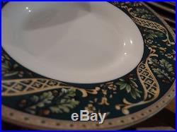 Christopher Stuart Optima Autumn Harmony # Hk213 China 15 Piece Dinner Set