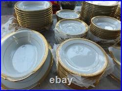 Discontinued -Goldridge vintage Noritake China- Japan 5480C- set of 133 pieces